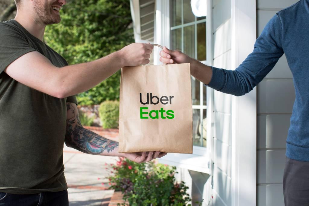 UberEats arriva al Mercato Testaccio di Roma