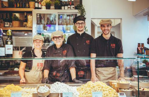 UberEats porta a casa lo street food del mercato Testaccio di Roma