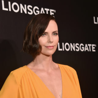 Charlize Theron non è più single
