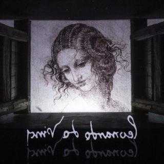 AQUA, l'omaggio del Salone del Mobile a Leonardo