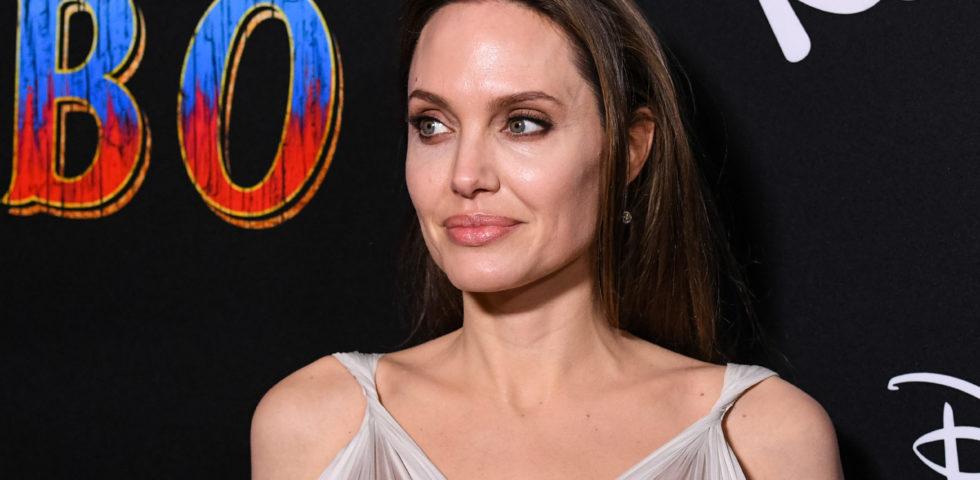 Angelina Jolie: il mondo ha bisogno di più donne cattive