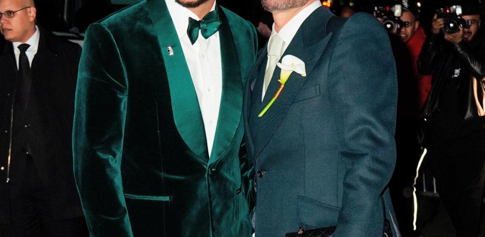 Marc Jacobs: tutte le star al matrimonio dello stilista