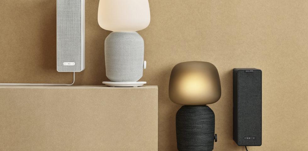 SYMFONISK, lampada-altoparlante IKEA e Sonos