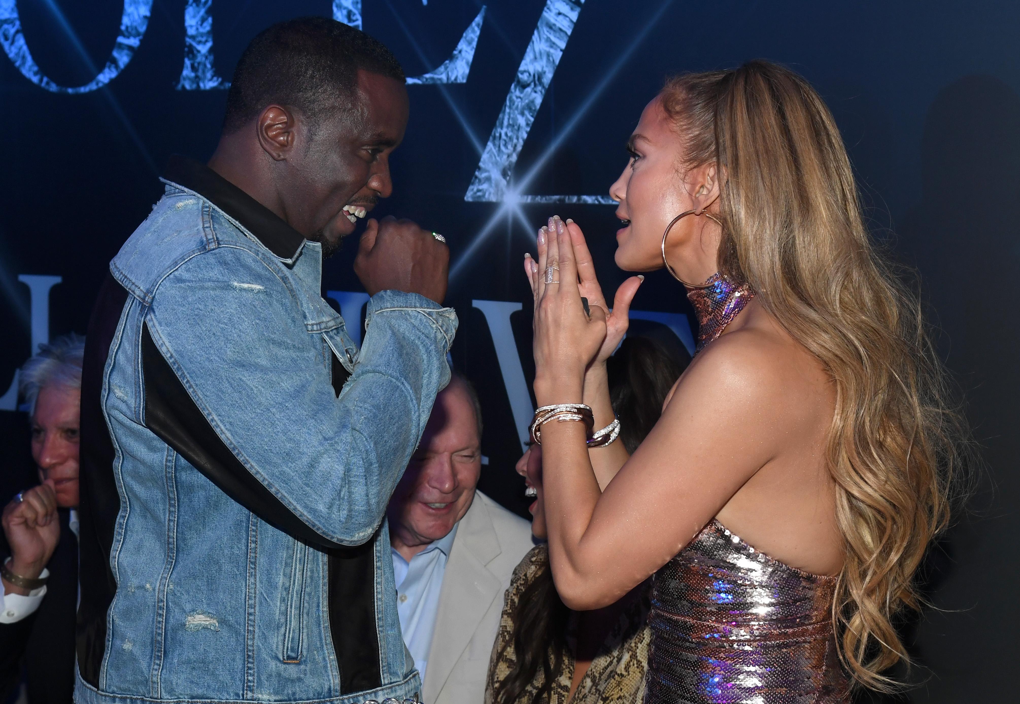 Diddy chiede scusa a Jennifer Lopez