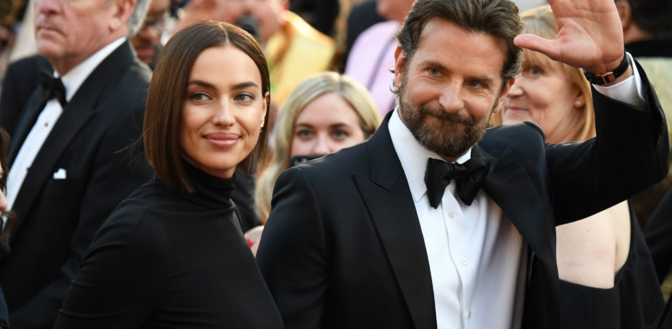 Bradley Cooper: emotivamente distante da Irina Shayk per A Star is Born