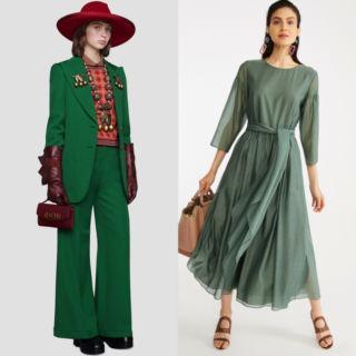 Fashion Tips: come abbinare il verde