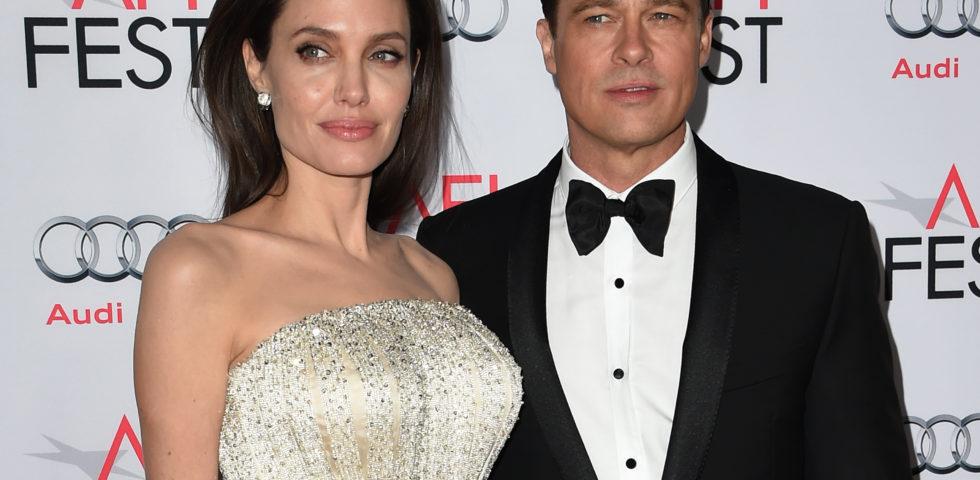 Angelina Jolie consente a Brad Pitt di passare l'estate con i figli