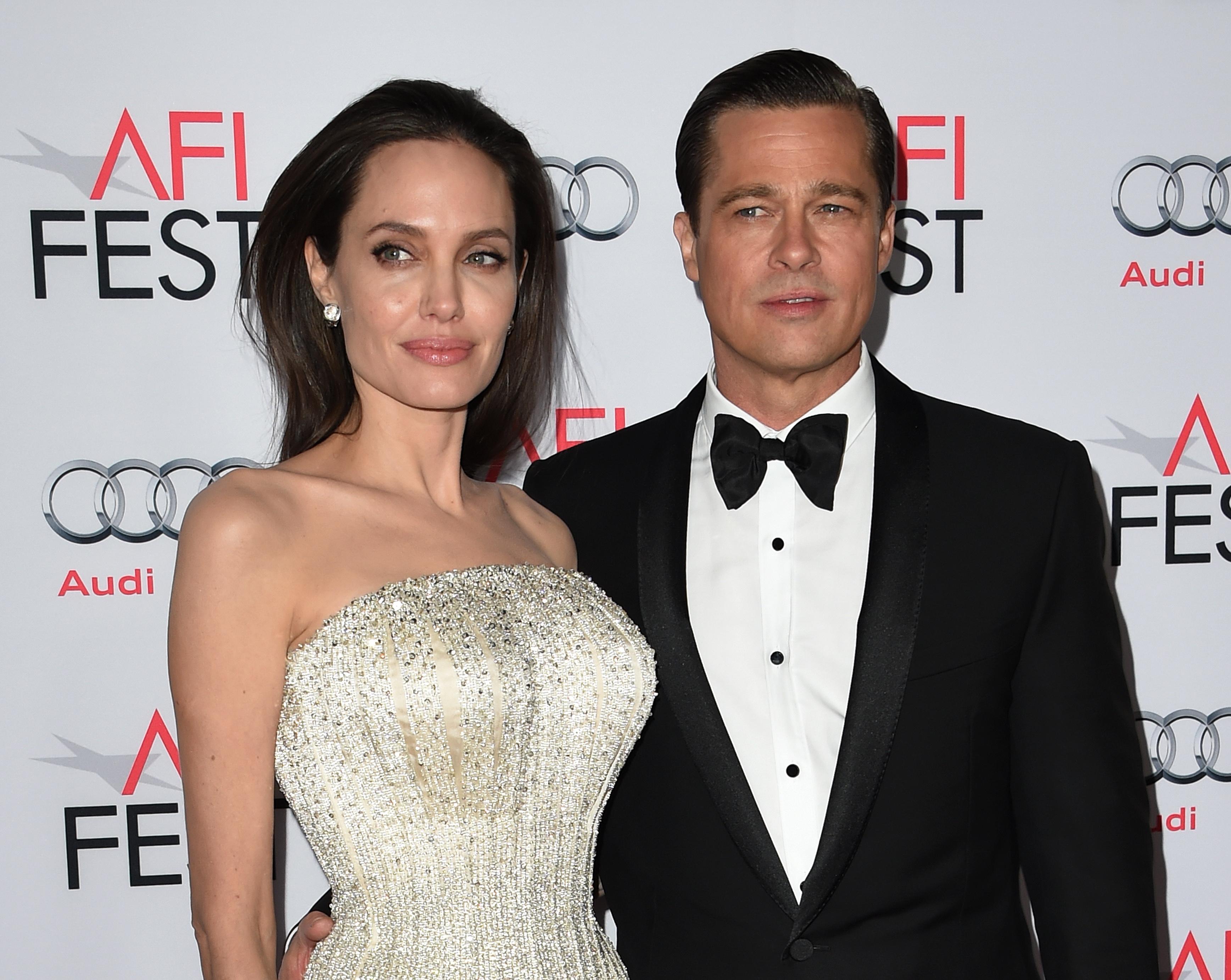 Angelina rivuole Brad a ogni costo
