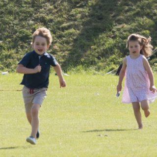 Coronavirus: niente scuola per i Principi George e Charlotte