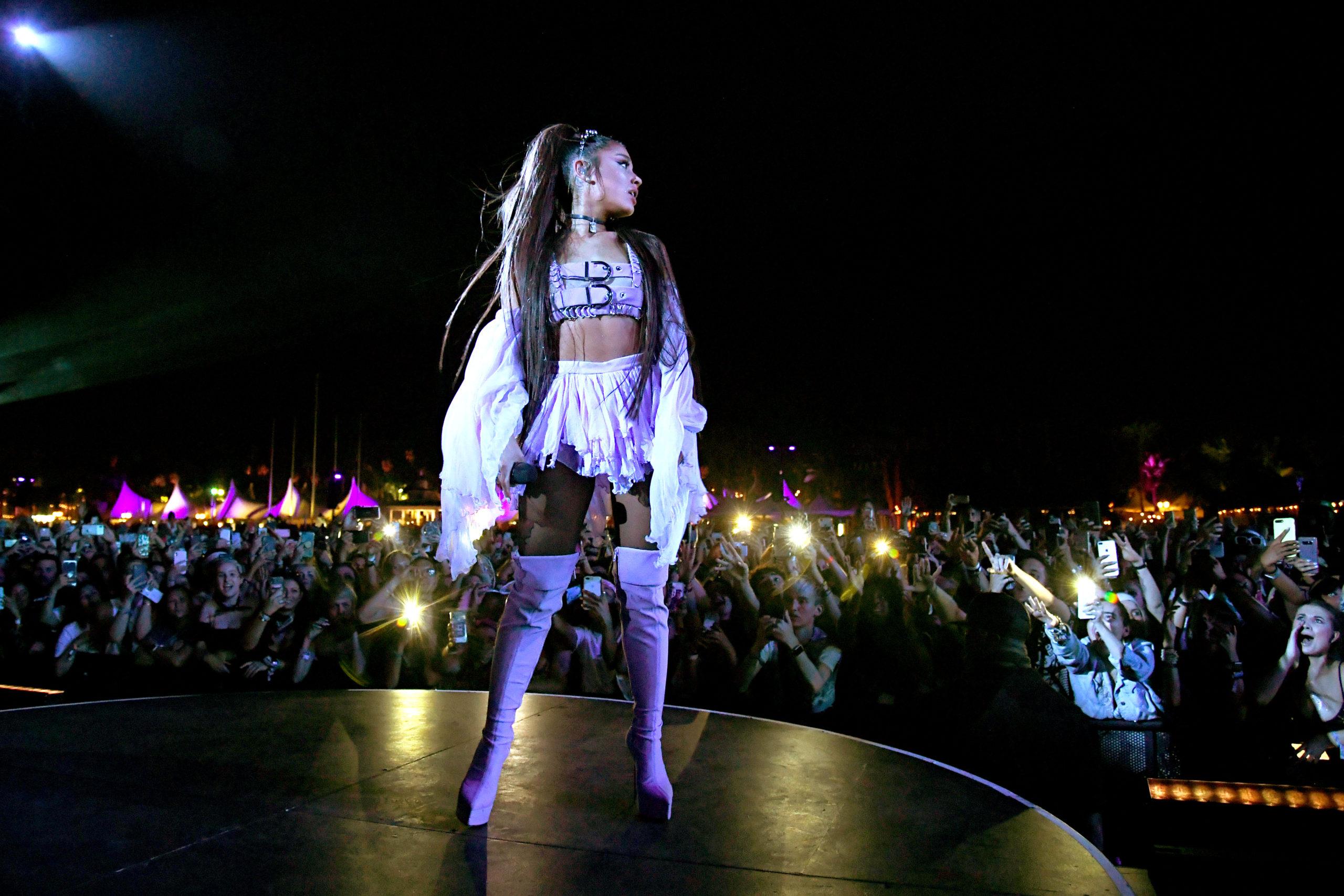 Le star al Coachella 2019
