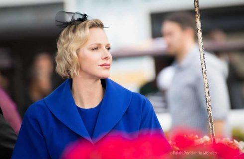 Charlene di Monaco: scivolone di stile per il look in Sudafrica