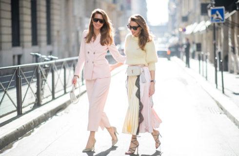 Abbinamento colori fra vestiti e scarpe, la guida