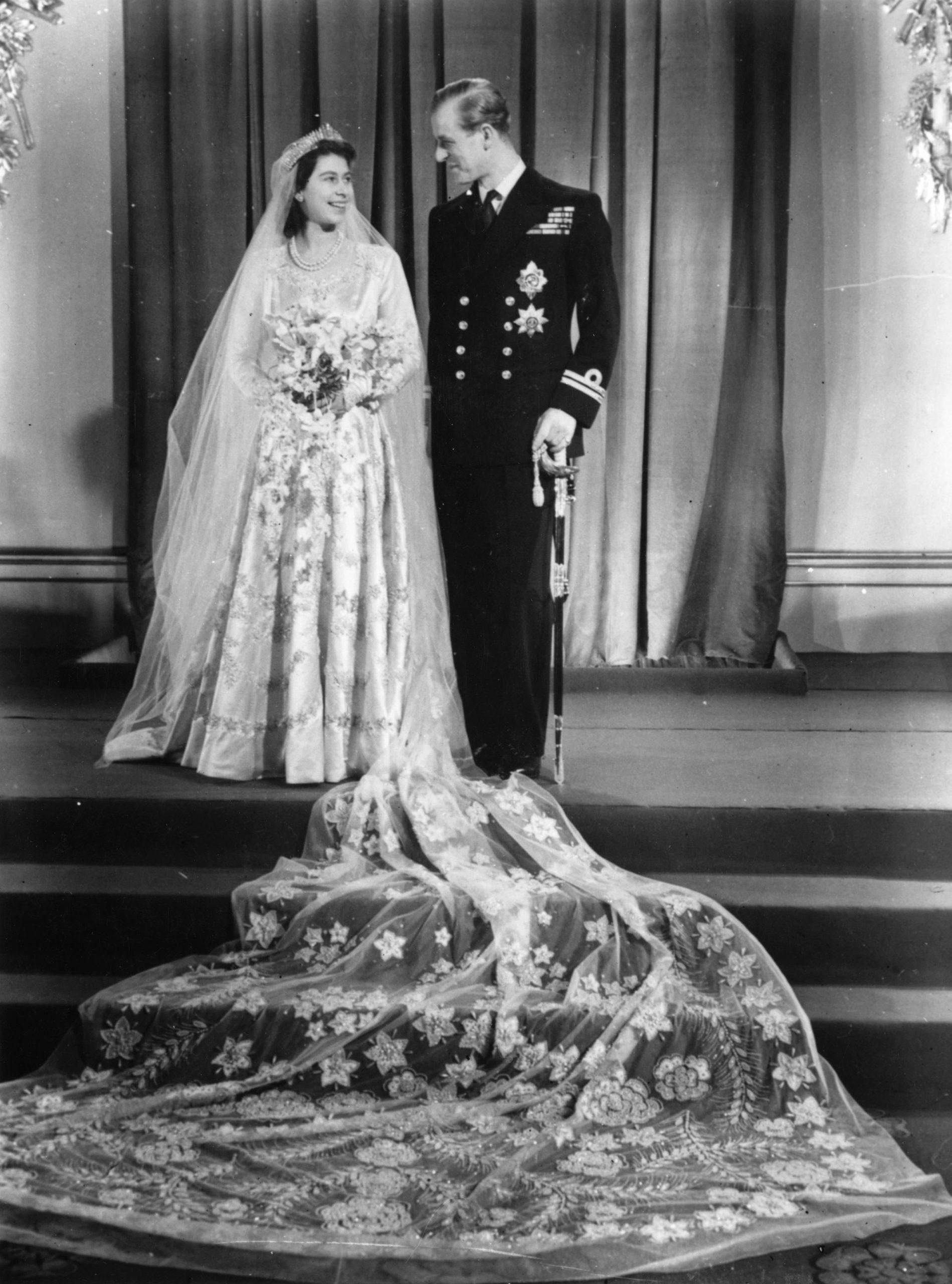 I record della Regina Elisabetta