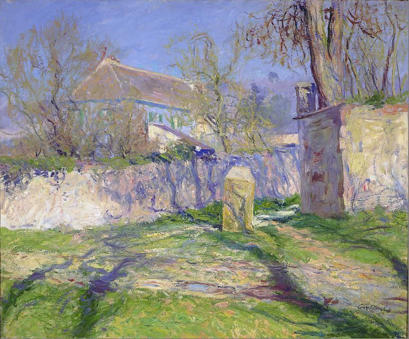 La casa di Claude Monet in affitto