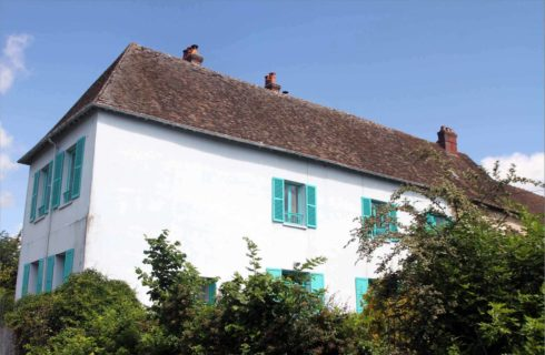 La casa del pittore Claude Monet in affitto su Airbnb