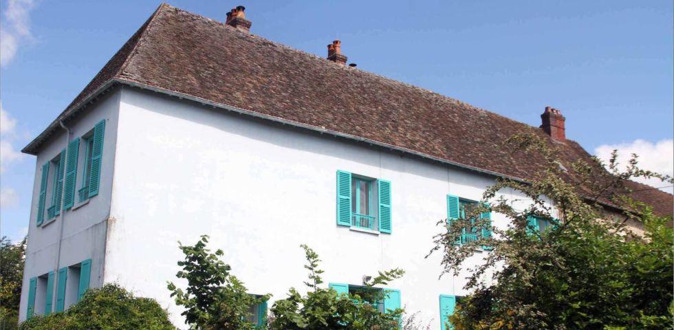 La casa del pittore Claude Monet in affitto su Airbnb