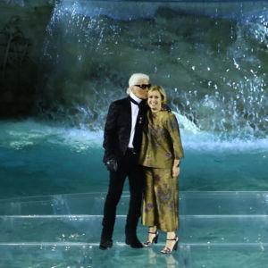 Fendi: 4 luglio a Roma sfilata omaggio a Karl Lagerfeld