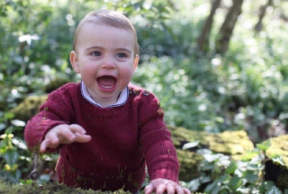 Buon compleanno Principe Louis