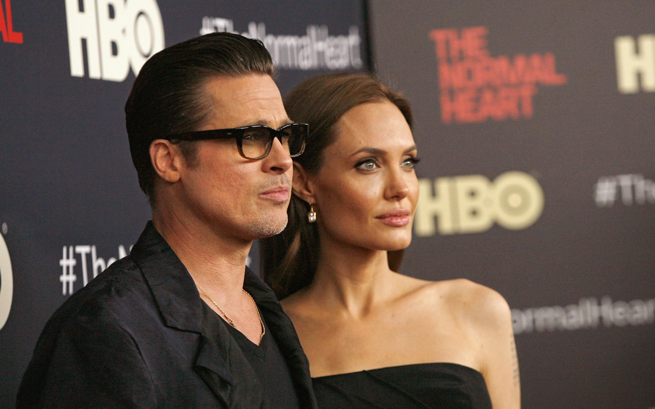 Angelina Jolie torna single
