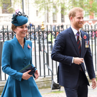 Kate e Harry insieme senza William e Meghan