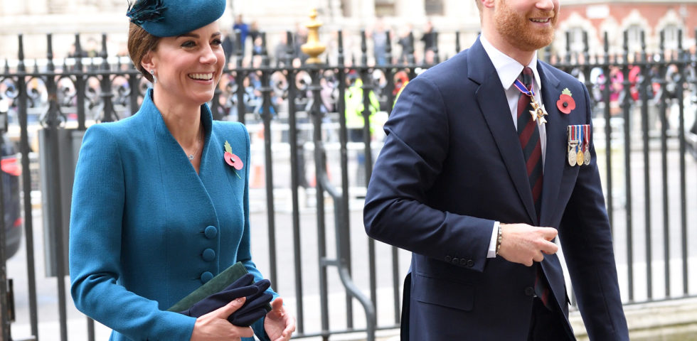 Kate Middleton e il Principe Harry insieme senza William e Meghan