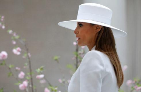 Melania Trump 49 anni di stile: 5 look più belli