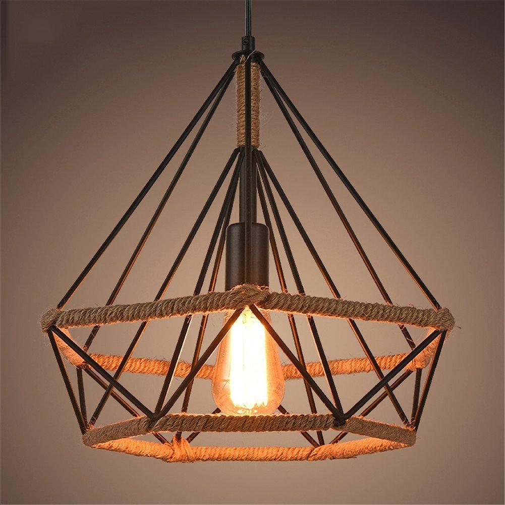 I migliori lampadari stile industriale
