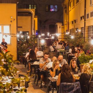 I migliori 10 ristoranti notturni a Roma