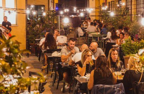 Ristoranti notturni: dove mangiare a Roma