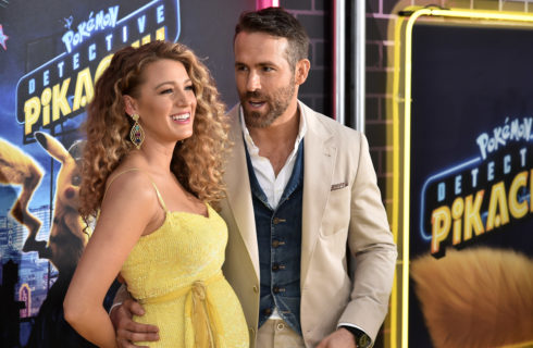 Blake Lively è incinta: terzo figlio con Ryan Reynolds