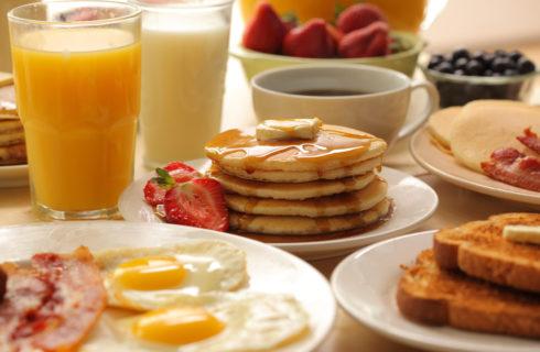 Colazione americana: le ricette tradizionali