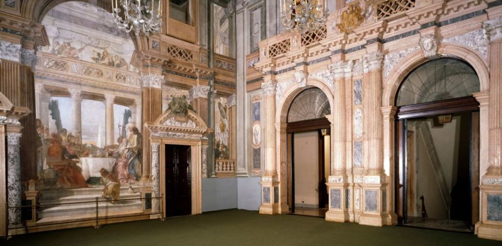Venetian Heritage, intervista a Valentina Marini Clarelli Nasi