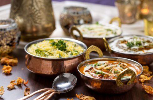 Ristorante indiano: i piatti da ordinare
