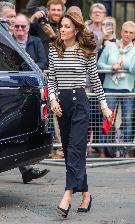 Kate Middleton sceglie gli orecchini di Diana
