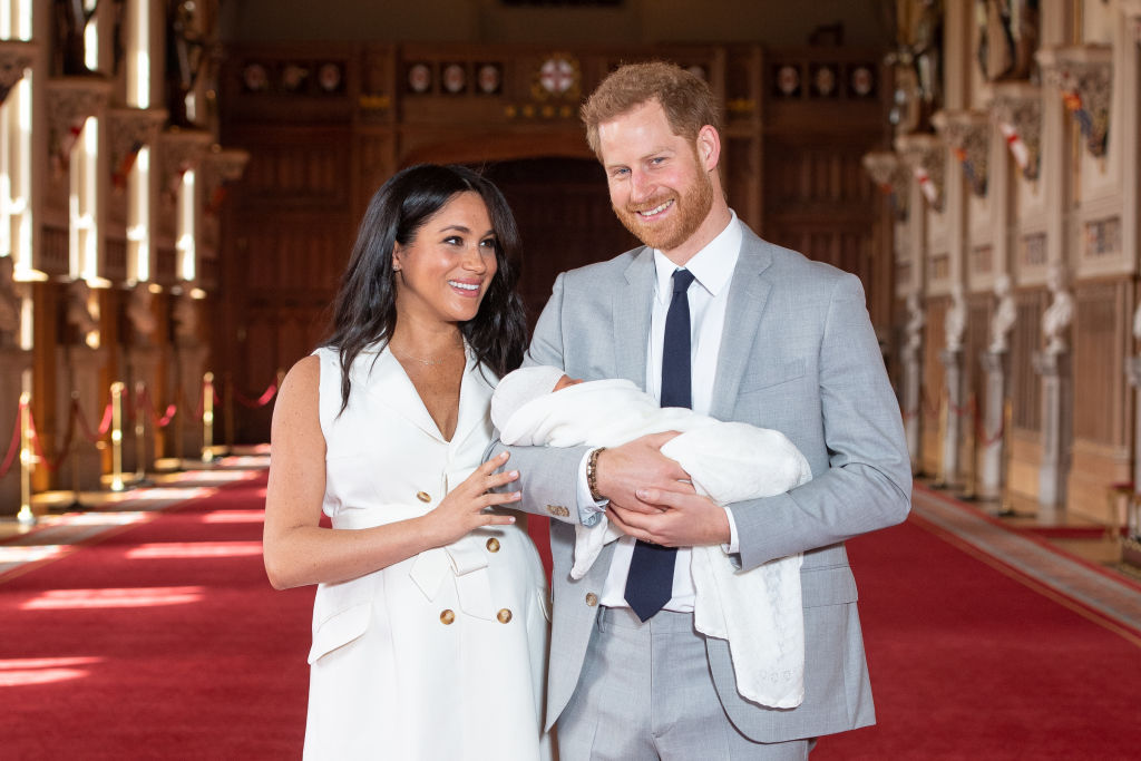 Ecco il Royal Baby di Meghan e Harry