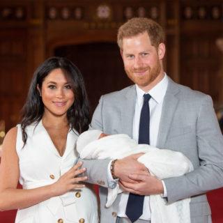 Meghan Markle sceglie la tata per Archie