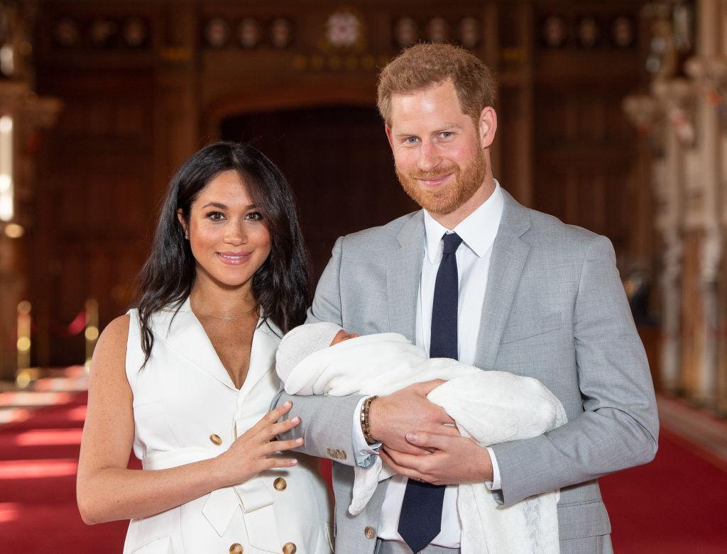 Ecco il Royal Baby di Meghan e Harry