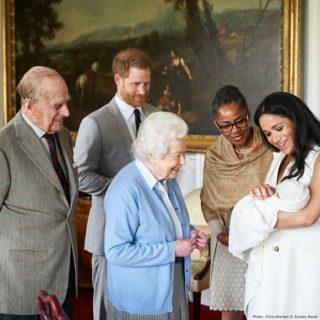 Come Meghan e Harry hanno scelto il nome del piccolo Archie
