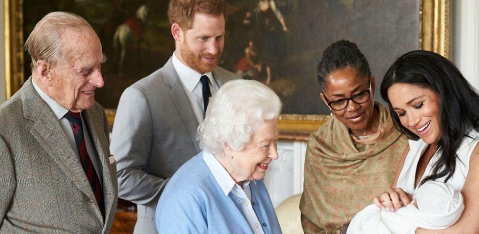 Come Meghan Markle e Harry hanno scelto il nome del Royal Baby Archie