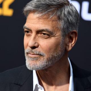 George Clooney orgoglioso dei suoi gemelli