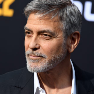 George Clooney e Rande Gerber: serata da scapoli