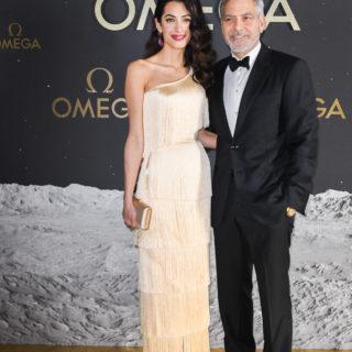 Amal Clooney: il suo look anni '20 incanta tutti
