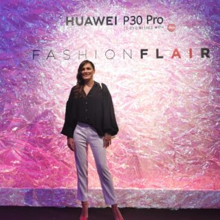 Huawei, la prima collezione moda creata con l'intelligenza artificiale, foto