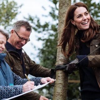 Kate: i progetti del suo giardino per il Chelsea Flower Show