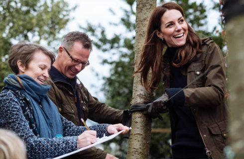 Kate Middleton progetta un giardino per il Chelsea Flower Show