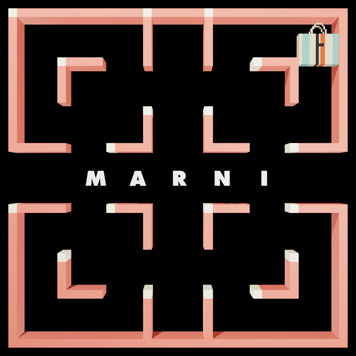 Marni Gaming Market, la collezione
