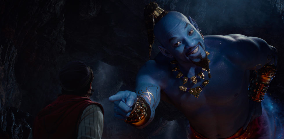 Aladdin, trama, cast e recensione del film con Will Smith