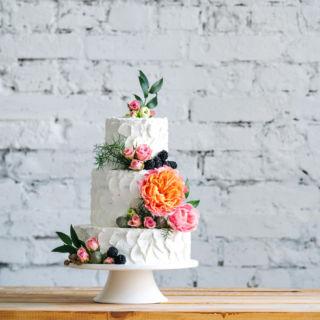Idee chic per la torta della Cresima