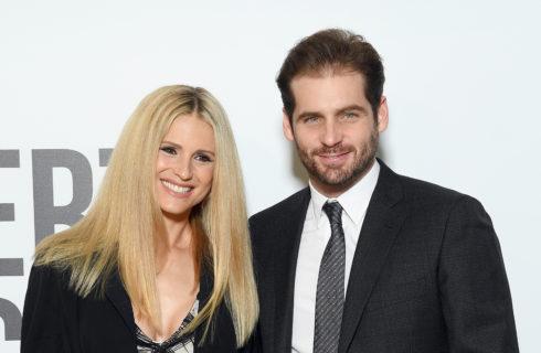 Michelle Hunziker: difficile il rapporto con la famiglia di Tomaso Trussardi