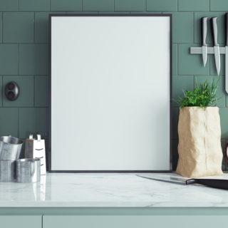 I quadri perfetti per le vostre cucine